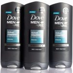 Dove Clean Comfort XL Shower Gel 300ml