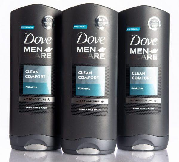 Dove Clean Comfort XL Shower Gel 300ml