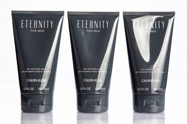 Shower gel - Calvin Klein Eternity For Men Hair & Body Wash 150 ml