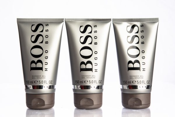 Boss Bottled, Hugo Boss Bottled Shower Gel Body Wash for Men 150ml