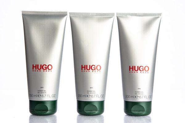 Hugo Man Shower Gel, Hugo Boss Man Shower Gel Body Wash for Men 200ml