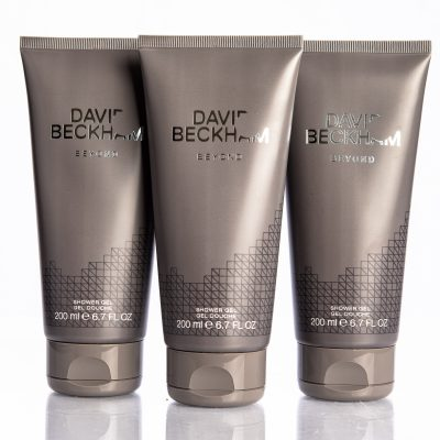 David Beckham Beyond Shower Gel Body Wash for Men 200ml