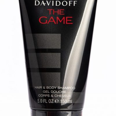 Davidoff The Game Shower Gel Body Wash for Men 150ml