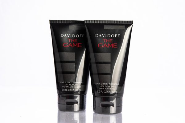 Product design - Hot Water by Davidoff Eau Spray for Men