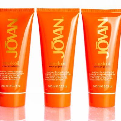 Jovan Musk Oil Shower Gel for Women 200ml