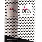 Emanuel Ungaro La Diva Shower Gel for Women 200ml Boxed