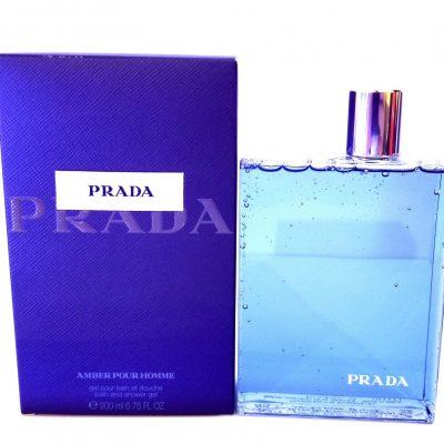Perfume - Amber Eau Spray Prada