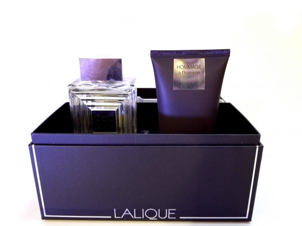 Perfume - Lalique Hommage A L'Homme