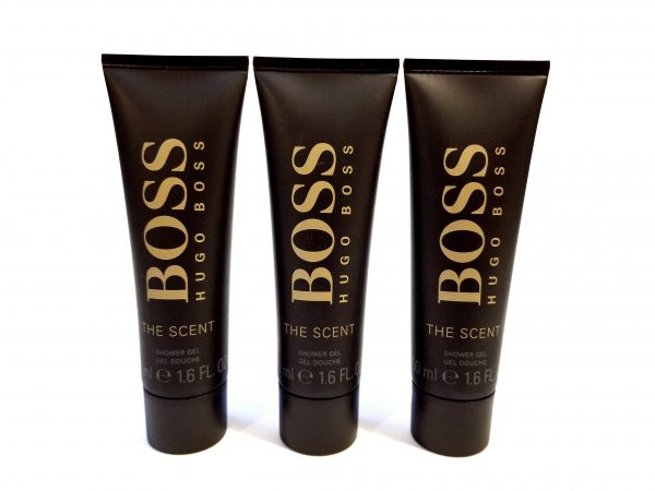 Shower gel - Hugo Boss Boss The Scent Spray