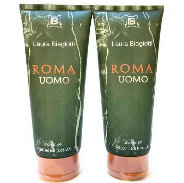 Lotion - Laura Biagiotti Roma Uomo Shower Gel