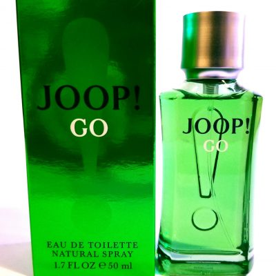 Perfume - Glass bottle