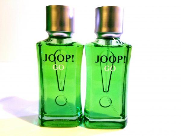 Glass bottle - Perfume