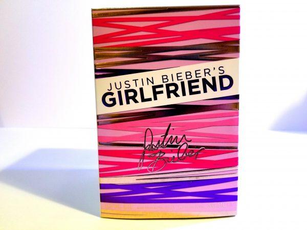 Perfume - Girlfriend by Justin Bieber Eau De Parfum Spray for Women