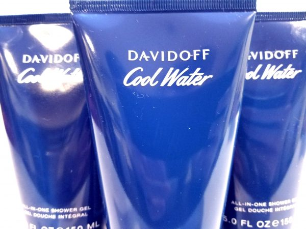 Perfume - Davidoff Cool Water Shower Gel