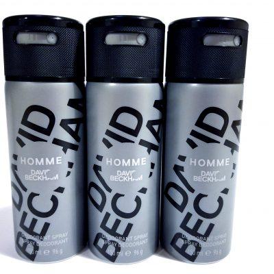 David Beckham - David Beckham Homme Deodorant Spray