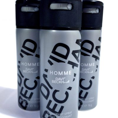 David Beckham Homme Deodorant Spray - Men's Deodorant