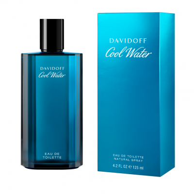 Perfume - COOL WATER Davidoff Eau De Toilette Spray
