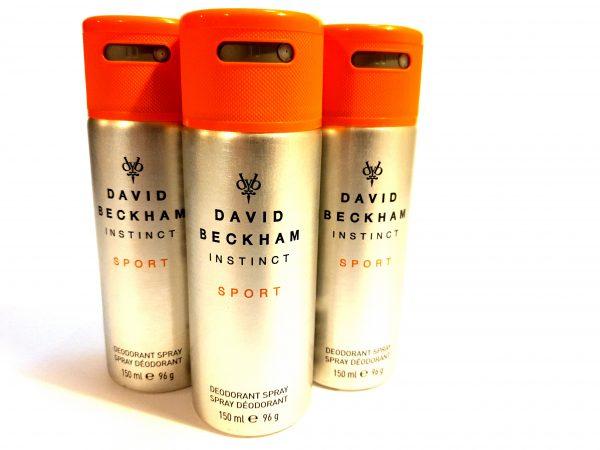 David Beckham Instinct Eau De Toilette Spray for Men - Product